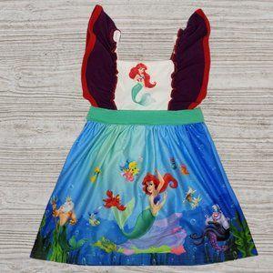 Disney The Little Mermaid Ariel Dress